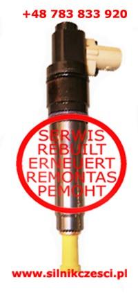 Regeneracja wtryskiwaczy DAF XF Euro 5 Delphi 1725282 1744859 1820820 1661060 1742535 1846419S